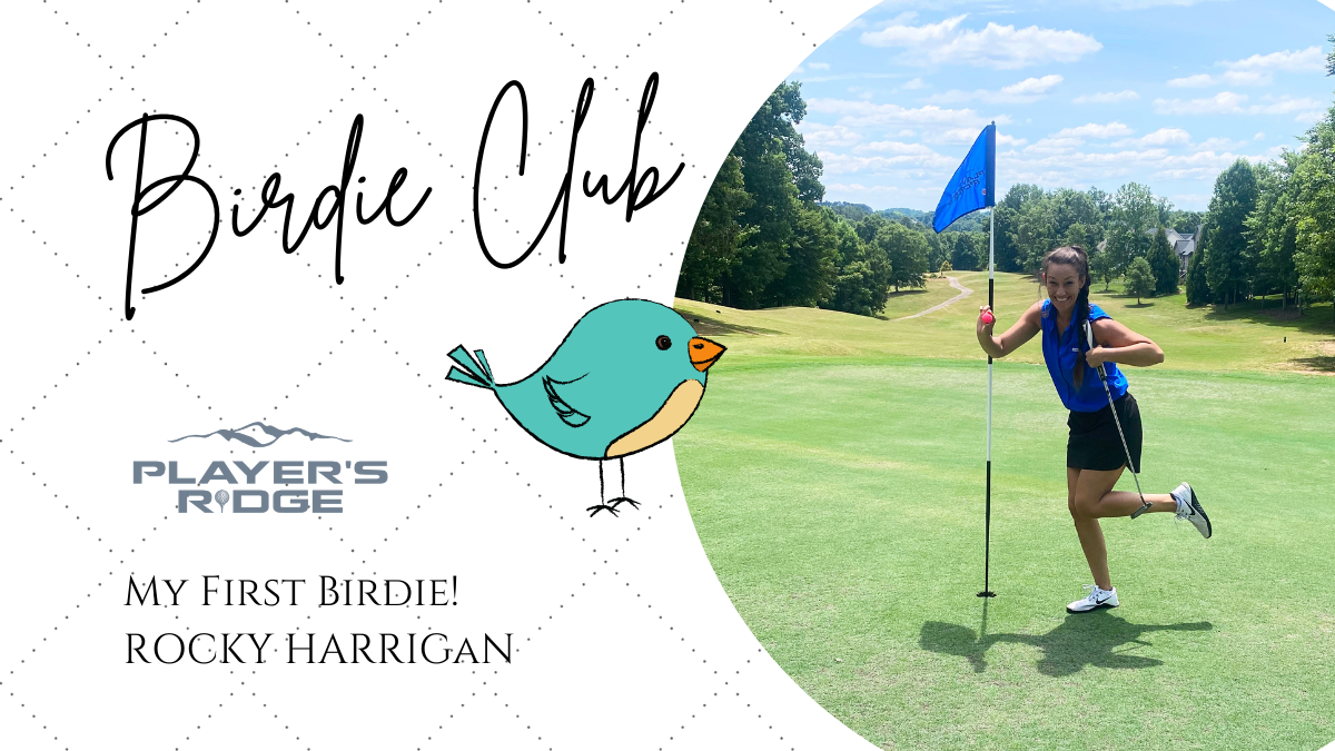 Welcome to the Birdie Club!